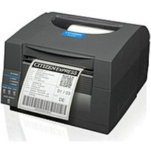Citizen CL-S521-E-GRY CL-S521 Direct Thermal Printer - 6 inches/second -... - $242.80