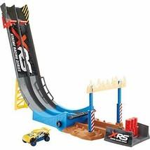 Disney Pixar Cars Big Air Drop Playset  XRS Mud Racing - $21.42