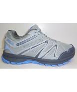 Fila Size 10 NORTHAMPTON Grey Light Blue Trail Sneakers New Womens Shoes - $88.11