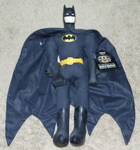 """BATMAN 16"""" Plush 1989 Applause Doll--With Two Tags Attached...Great Shape! - $15.89"""