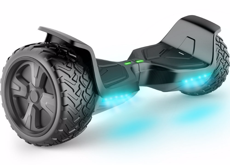 2018 Ultimate Off Road Hoverboard Mudder All Terrain Bluetooth Surround Sound