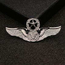 New Brooch Pin Men Lapel Suit Stick Collar European And American Militant Badge image 10