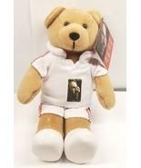 Vintage ESPN Arthur Ashe Stamp Bear Grand Slam Champion Tennis US Post O... - £13.60 GBP