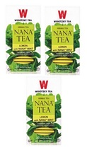 Wissotzky Tea Nana Lemon KP, 3/20 tea bags  - $18.25