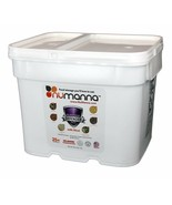 NuManna Defender Pack with Meat - 200 Meals, Emergency Survival Food Sto... - $392.74