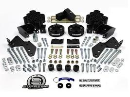 "Fits 2007-2013 Chevrolet Silverado 1500 Blk 6"" + 4.5"" Complete Body Lift... - $834.95"
