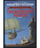 Serpent Mage (Death Gate Cycle) Margaret Weis and Tracy Hickman - $54.42
