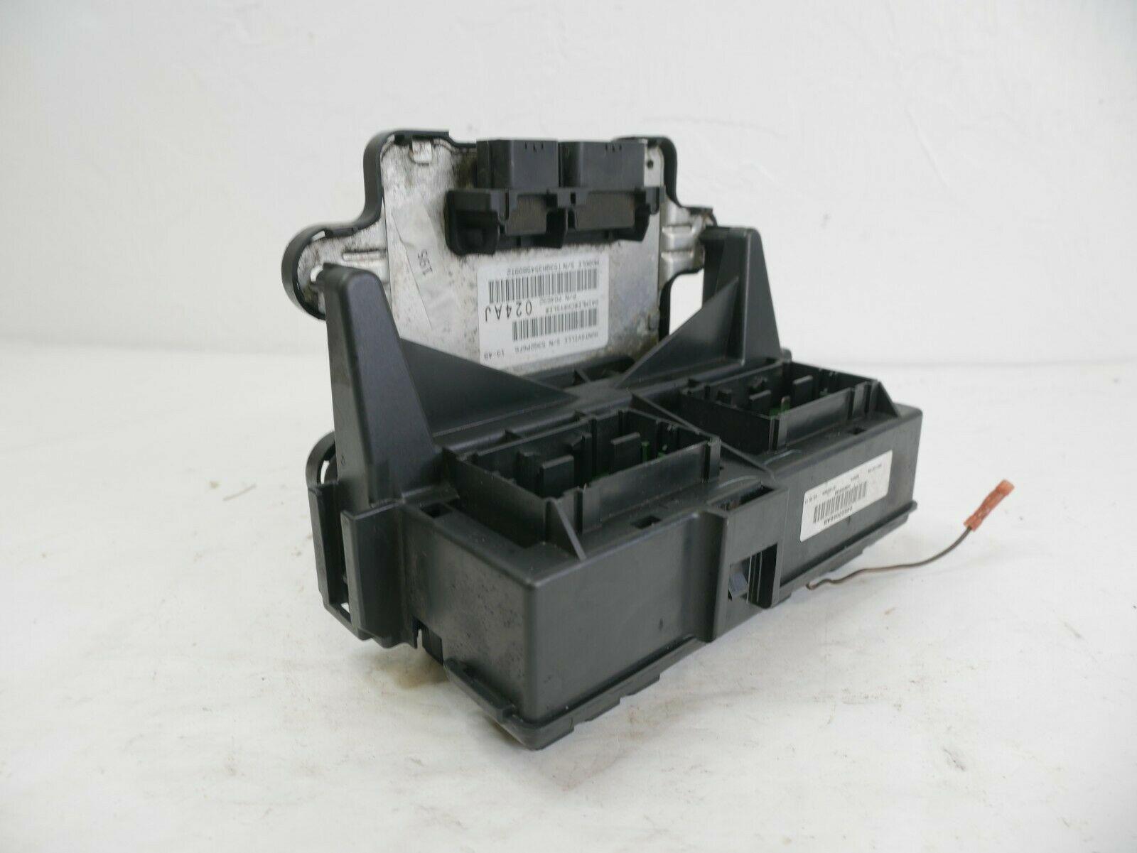06 2006 Jeep Commander Tipm Power Supply Module Fuse Relay Box P04692015aj
