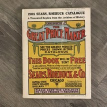 1908 Sears Roebuck Catalogue 1969 Reprint The Great Price Maker Paperback - $19.95