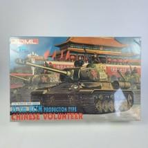 Dragon DML 6804 JS-2m UZTM Production Type Chinese VOLUNTEER Tank 1:35 M... - $42.56