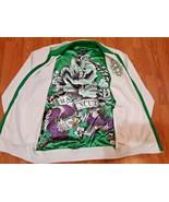 ecko unltd jacket  (zipper front) Raw and Uncut design rare graphics XL? - $39.59