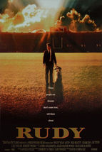 RUDY - MOVIE POSTER 24x36 - CLASSIC - $18.00