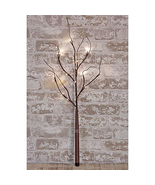 """Brown Wrapped LED Lighted Branch - 27"""" Weddings/Patio/Porch/Mantel Home ... - $59.39"""