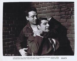 Dane Clark Signed Vintage 8x10 Photo The Toughest Man Alive - $58.69
