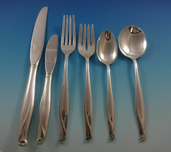 Spring Bud by Alvin Sterling Silver Flatware Set For 8 Service 51 Pieces - $1,895.00