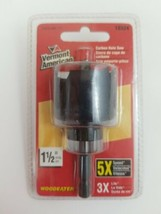 """Vermont American 18324 Hole Saw With Mandrel, 1-1/2"""" - $10.99"""