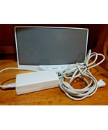 Bose Sound Dock Series I White 30 Pin iPod Speaker Dock for Parts- Power... - $32.66