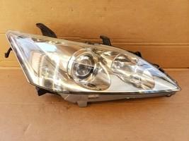 07-09 Lexus ES350 Xenon HID AFS Headlight Lamp Passenger Right RH -POLISHED image 2