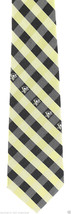 Pittsburgh Penguins Men's Necktie Licensed NHL Ice Hockey Checks Black N... - $31.68