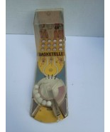 VINTAGE 1969 MARX TOYS BASKETBALL PINBALL GAME TOY BASKETELLE WORKING  - $19.99