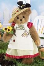 "Bearington Bears ""Susie Seedsmore"" 14"" Collector Bear- Sku #143227- 2010 - $39.99"