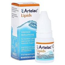 Artelac Lipids Eye Drops Calm Persistent Dry, Irritated,Tearing Eyes 10ml - $24.99