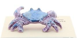 Hagen-Renaker Miniature Ceramic Wildlife Figurine Maryland Blue Crab image 1