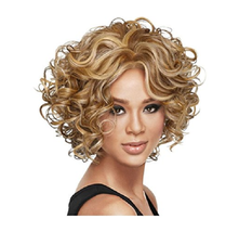 Now Luxhair Soft Curls Golden Blonde New without box - $29.69