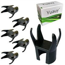 Yuauy 5X 4-Claw Golf Ball Retriever Claw Put On Putter Grip Grabber Pick... - $11.89