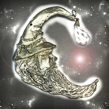 FREE WITH $99 HAUNTED SUN CATCHER SORCERER'S HEART OF MAGICK EXTREME MAGICKAL - Freebie