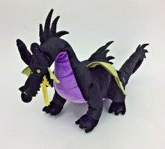 "DisneyStore Exclusive  Maleficent Dragon Plush Sleeping Beauty Large 20"" - $38.69"