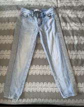 Levi's Super Skinny Blue Jeans Size 5 - $12.08