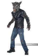 California Costumes Full Moon Fury Lobo Hombre Niños Disfraz Halloween 00510 - $40.04