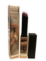 Yves Saint Laurent  Rouge Pur Couture The Slim Leather Matte Lipstick #1... - $43.62