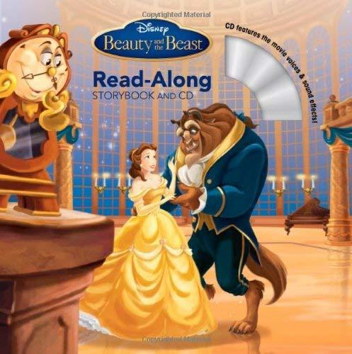 Primary image for Beauty and the Beast Read-Along Storybook and CD Disney Book Group and Disney St