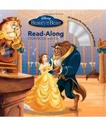 Beauty and the Beast Read-Along Storybook and CD Disney Book Group and D... - $38.20