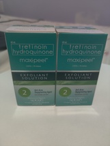 2 box maxi peel 2 FREE fast shipping 1 to 3 days shipping NEWLY arrived ... - $31.99