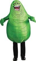 Ghostbusters Slimer Costume Inflatable Green Adult Men Women Halloween R... - $64.99