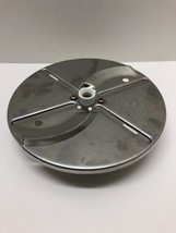 Oster Food Crafter Replacement Thick Slicing Disc 341 Slicer Blade Processor - $15.79