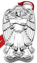 Wallace 2019 Grande Baroque Angel-19th Edition Holiday Ornament, Metal - $156.07