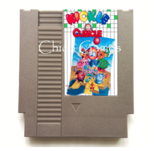 Kickle Cubicle 72 Pins Nintendo NES Cartridge Video Game - Cartridge Only - $18.99