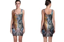 Avenger Iluminati Women's Sleevless Bodycon Dress - $21.80+
