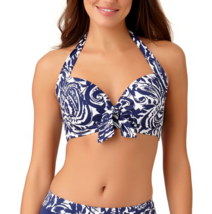 Liz Claiborne Floral Bra Swimsuit Top Size S, M, L Msrp $48.00 New - $21.99