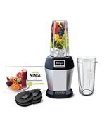 Ninja BL456 Blenders-Countertop, 24 oz. Silver/Black - $59.40