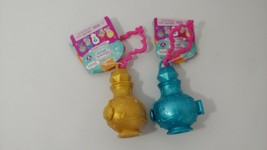 Shimmer and Shine Teenie Genies series 3 Princess Simira Alima bottles Lot 2  - $6.92