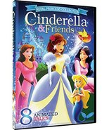 Royal Princess Collection: Cinderella & Friends [DVD] - $4.95