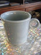Fiesta Ware Coffee Cup or Mug - Blue - $14.10