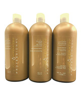 Liquid Keratin De Frizz Shampoo & Conditioner 33 OZ & Smooth Treatment 3... - $319.99