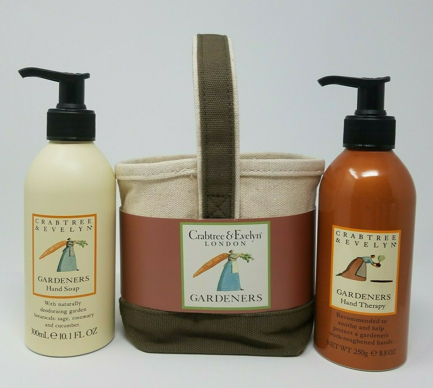 Crabtree & Evelyn Gardeners Hand Soap & Hand Therapy Duo  - $169.99