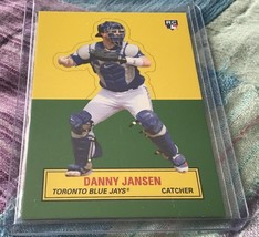 2019 TOPPS TBT THROWBACK '64 STAND-UP SET #11 ROOKIE CARD ROYALS DANNY J... - $3.50